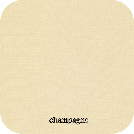 Kona Cotton Solids CHAMPAGNE