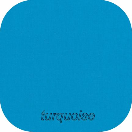 Kona Cotton Solids TURQUOISE