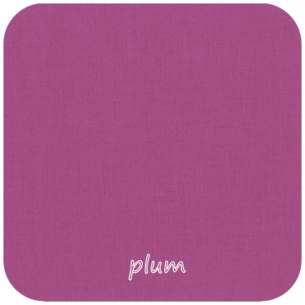 Kona Cotton Solids PLUM