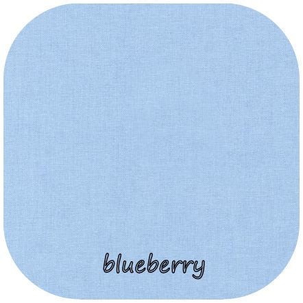 Kona Cotton Solids BLUEBERRY