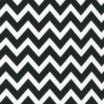 Remix Black Chevron