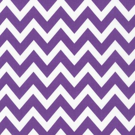 Remix Crocus Chevron