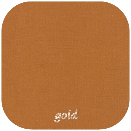 Kona Cotton Solids GOLD