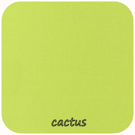 Kona Cotton Solids CACTUS