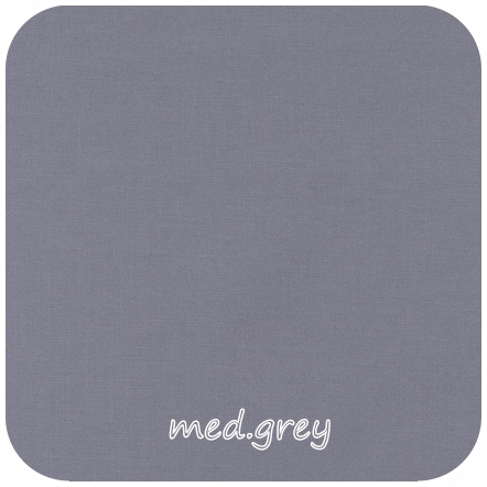 Kona Cotton Solids MED. GREY