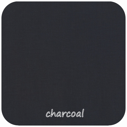 Kona Cotton Solids CHARCOAL