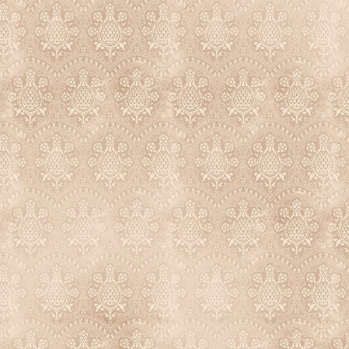 Gorjuss - Letters from the Heart - Lace Damask Beige