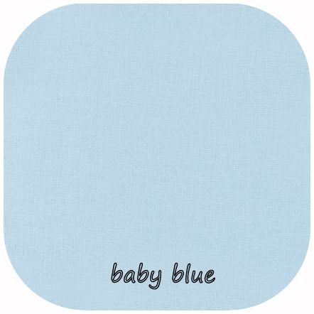 Kona Cotton Solids BABY BLUE