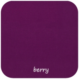 Kona Cotton Solids BERRY